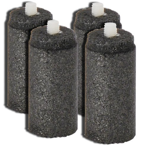 LIFESAVER Replacement Carbon Inserts (Four-Pack)