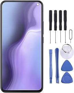 携帯電話交換用液晶画面 for Vivo S5 / V17 / V1932A / v1932T / 1919のためのオリジナルのスーパーアミノル材料LCDスクリーンとデジタイザー全体組み立て 電話修理部品