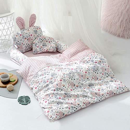 アオートド『可愛い兎耳ベビー添い寝ベッド』