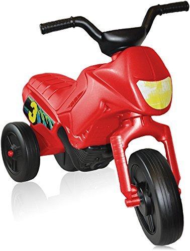 Kids Enduro RR201121 Moto Bambini Maxi, da 2,5 anni, Colore Rosso