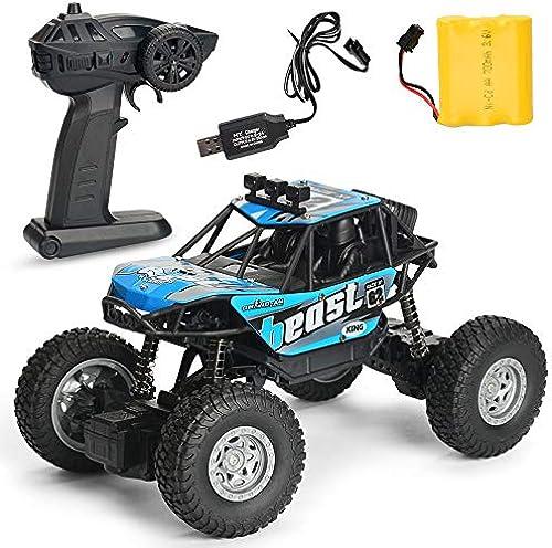 LIUQIAN Ferngesteuertes Auto SUV RC 2,4 G Geschenk Kinder Klettern 01 20 Aufladen drahtlose 7,9  4,9  5.1 in Spielzeug
