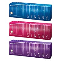 STARRY スターリー 1日使い捨てカラコン 10枚入り 《VENUS》 【BC】8.6 【DIA】14.0 (PWR, -2.00)