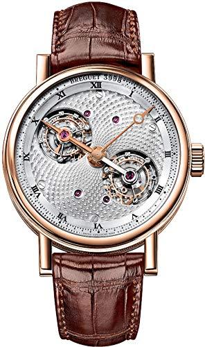 Breguet Double Tourbillon Rose Gold Watch 5347BR/11/9ZU