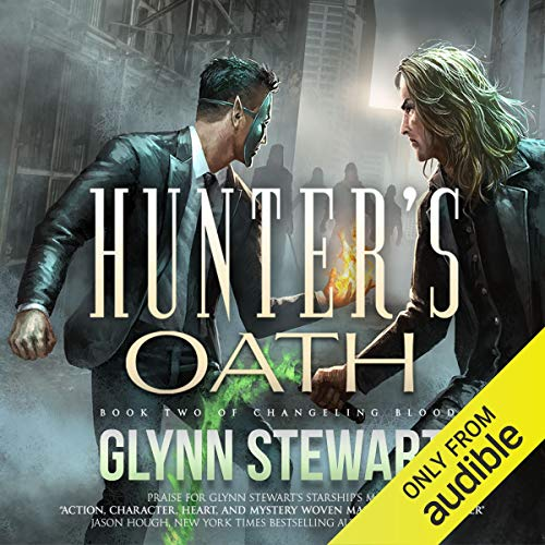 Hunter's Oath cover art