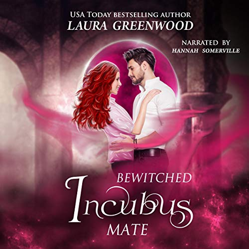 Bewitched Incubus Mate audiobook cover art