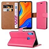 iPEAK For Huawei Y6s Phone Case Leather Flip Stand Card