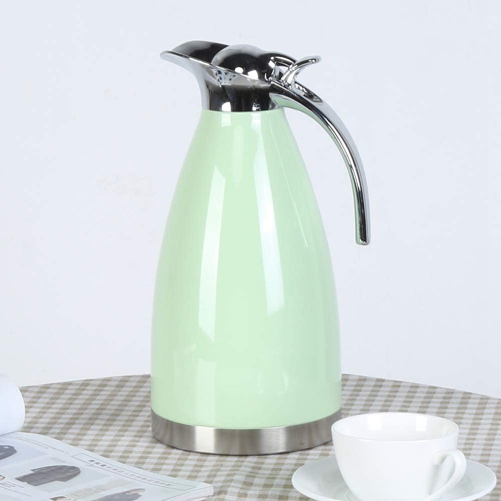 Stainless Steel durable Vacuum Jug Bargain sale Thermo Insulated Max 59% OFF Ther