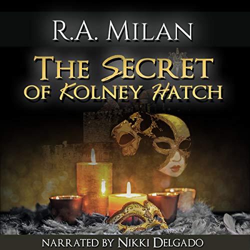 The Secret of Kolney Hatch audiobook cover art