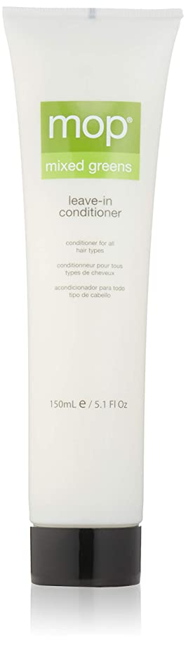バラエティキリスト楽観MOP MOP Mixed Greens Leave-In Conditioner (For All Hair Types) 150ml/5.1oz並行輸入品
