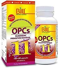 Bill Natural Sources OPCs-11 Super Antioxidant, 120 Capsules