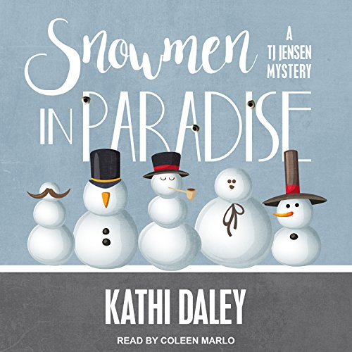 Snowmen in Paradise audiobook cover art