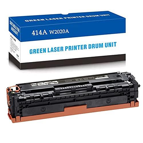 Reemplazo de Cartucho de tóner Compatible para HP 414A W2020A para HP Color Laserjet Pro MFP M479FDW M479FDN M454DW M454DN M454 M479 Impresoras