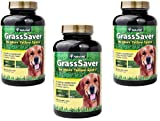 1500-Count NaturVet GrassSaver Soft Chewsfor Dogs , Made in USA (3 Jars with 500 Chews Each)
