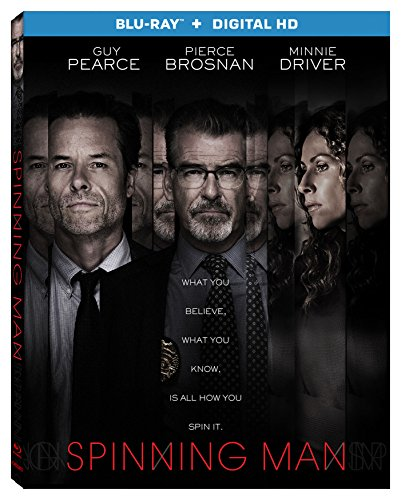 Spinning Man [Blu-ray]
