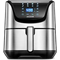 Aicook 1700W 5.8Qt Airfryer Oven with Crisp Taste