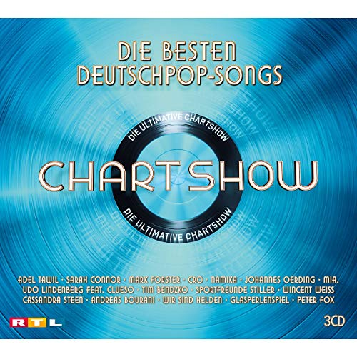 Die Ultimative Chartshow - Beste Deutschpop-Songs