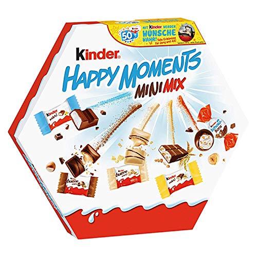 Kinder Happy Moments Mini Mix 5.71 Ounce