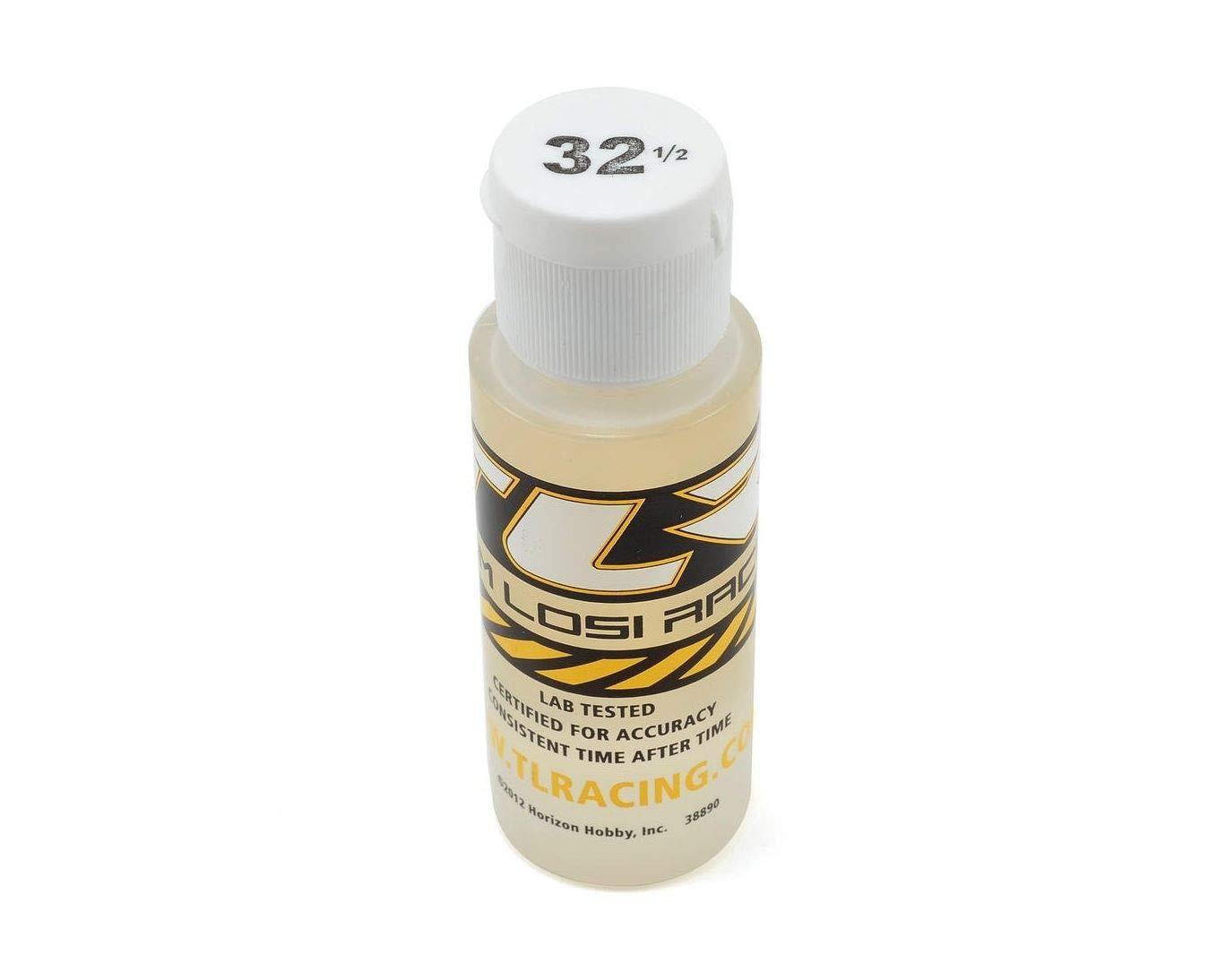 TL74007 TLR74007 TTeam Losii Racing Silicone Shock Oil (2oz) (32