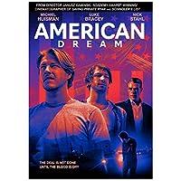 アメリカンドリーム(2021)映画キャンバスプリントポスターとプリントユニークなアートワーク壁アート家の装飾ギフトプリントキャンバスに-60x90cmフレームなし