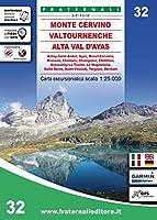 Val Tournanche 1:25 000: Wanderkarte