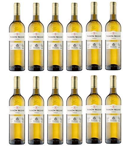 Ramon Bilbao Verdejo - Vino Blanco - 12 Botellas