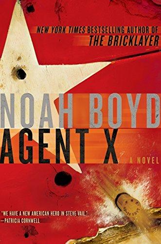 Image of Agent X