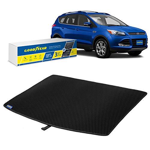 Goodyear Kofferraum Schutzmatte für Ford/Kuga Escape 13-19 (Fracht Deckel in der höchsten Position) Auto Teppiche, Auto Accessoires, Matten & Teppiche Schwartz mit Schwartz