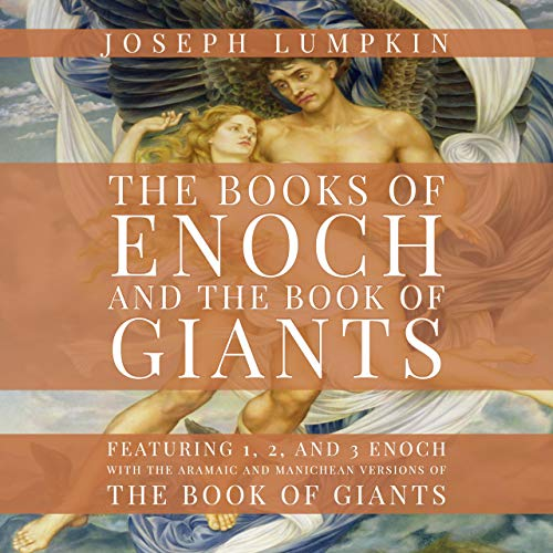 The Books of Enoch and The Book of Giants cover art