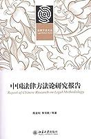 中国法律方法论研究报告