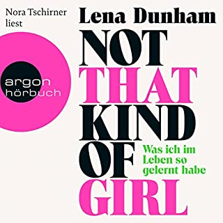 Not That Kind of Girl Titelbild
