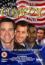 The Kings Of Comedy USA - Stand Up Routines from Jim Carey, Adam Sandler, Chris Rock, Tim Allen, Dennis Leary, Seinfeld, Billy Crystal, Drew Carey & Rob Schneider.