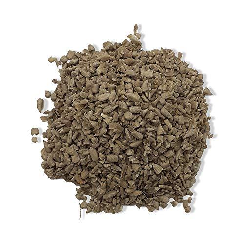 Sunflower Hearts 600gm – Premium Quality – Wild Bird Food – Bird Seeds for Wild Birds – Husk Free – NO MESSEY SURROUNDINGS – High Energy Food