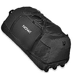 NOWI XXL Riesen Reisetasche mit 3 Rollen Rollenreisetasche 81 cm