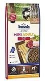 Bosch HPC Mini Adult con Agnello e Riso Cane Cibo Secco - 15000 g