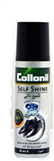 Collonil Self Shine Shoe Polish - Black, 100 ml