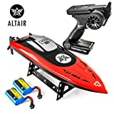 Altair Aqua [Ultra Fast Pro Caliber] RC Boat for Pools or Lakes, for Adults & Kids - CSP Child Safe...
