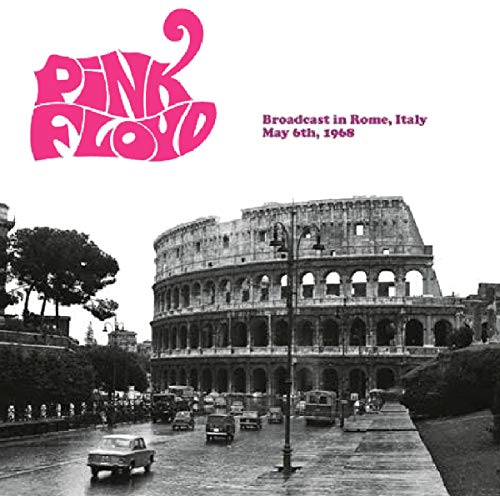 Broadcast in Rome 1968