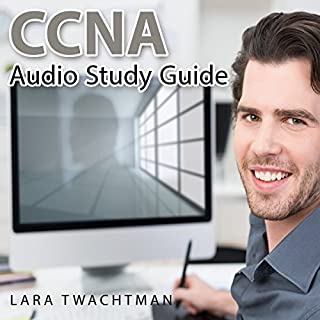 CCNA Audio Study Guide audiobook cover art
