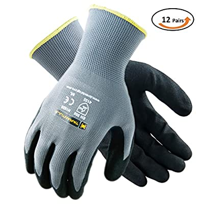 Tarantula Nitrile Coated Safety Work Gloves