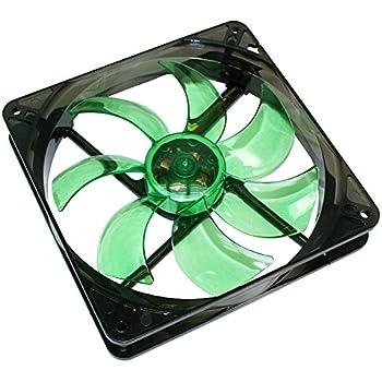 Cooltek Silent Fan 140 Carcasa del Ordenador Ventilador ...