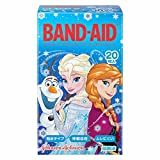BAND-AID(バンドエイド) キャラクター ディズニー アナと雪の女王 20枚 ばんそうこう