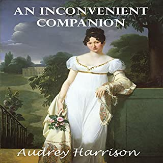 An Inconvenient Companion     Inconvenient Trilogy, Book 3              By:                                                                                                                                 Audrey Harrison                               Narrated by:                                                                                                                                 Elizabeth Klett                      Length: 5 hrs and 59 mins     6 ratings     Overall 3.7