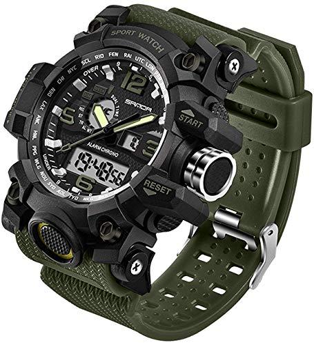 SANDA - Herren -Armbanduhr- SD289