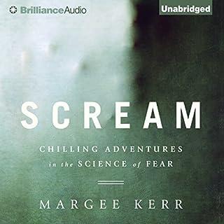 Scream audiobook cover art
