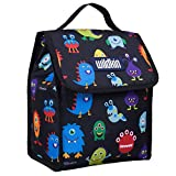 Wildkin Kids Insulated Lunch Bag for Boys and Girls, Lunch Bags is Ideal Size for Packing Hot or Cold Snacks for School and Travel, Mom