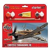 Airfix - A55101 - Maquette - Starter Set P-40B