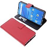 foto-kontor Tasche für Cubot Note 20 Book Style rot Schutz