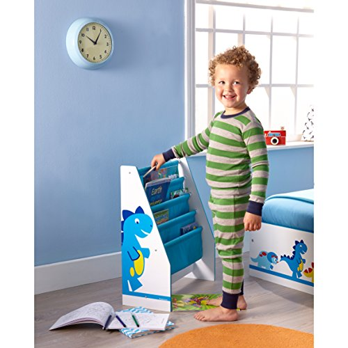 Dinosaurier Bücherregal für Kinderbücher - 5
