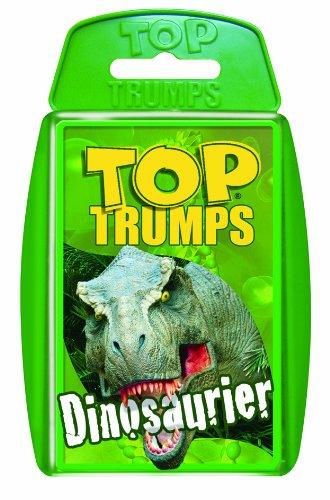 Winning Moves 60017 Dinosaurier Dino Top Trumps