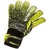 Reusch Fit Control Pro G3 Speedbump Evolution - Guantes de Portero para Hombre, Hombre, Color Negro, Verde, tamaño 12